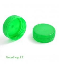 FTF žalias PET mikro konteinerio kamštelis, 5L ruošiniui, XL