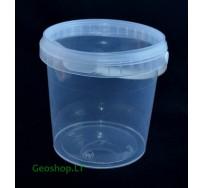 0,77 L talpos kibirėlis, tradicinis konteineris