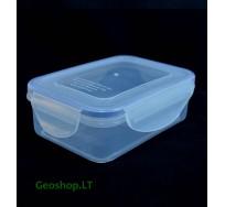 0,3 L Seal and Lock tipo tradicinis konteineris