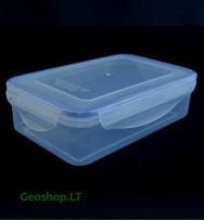 0,8 L Seal and Lock tipo tradicinis konteineris