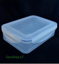 1,6 L Seal and Lock tipo tradicinis konteineris