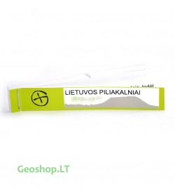 Lietuvos piliakalniai, 1 vnt. PET konteinerio užrašų knygelė