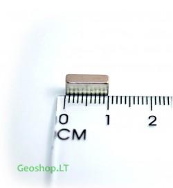 Neodimo magnetas N35 10x4x4