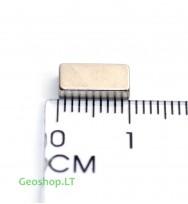 Neodimo magnetas N35 10x5x3