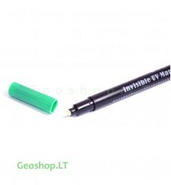Ultavioletinis markeris, žalios spalvos