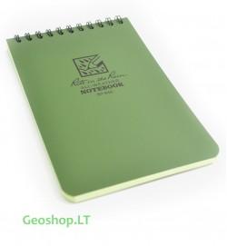 Rite in the Rain užrašų knygelė No946, 4x6, žalia
