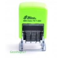Antspaudas - datatorius Shiny Mini Dater PET-300