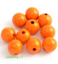 Oranžinis karoliukas