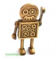 Steampunk Roboto geomoneta