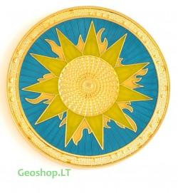 Saulės grįžos / Stounhendžo Geomoneta