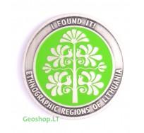 Lietuvos regionų geomoneta