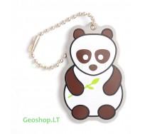 Panda - keliaujantis prisegtukas